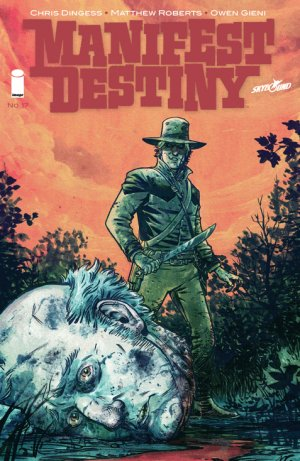 Manifest Destiny # 17 Issues