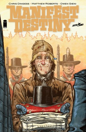 Manifest Destiny # 18 Issues