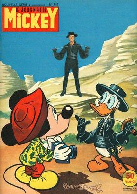 Le journal de Mickey 342