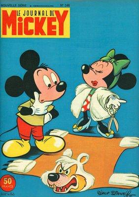 Le journal de Mickey 346