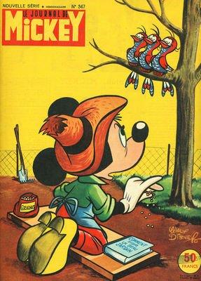 Le journal de Mickey 347