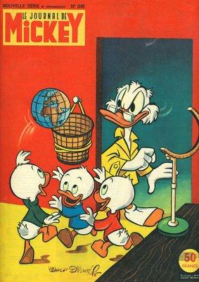 Le journal de Mickey 348
