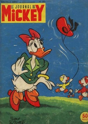 Le journal de Mickey 365