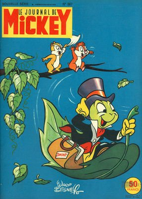 Le journal de Mickey 367