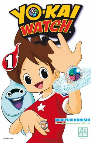 Yo-kai watch édition Collector avec médaillon