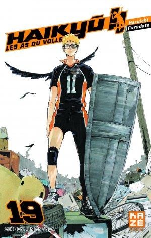 Haikyu !! Les As du Volley # 19