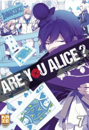 Are You Alice? # 7