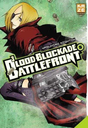 Blood Blockade Battlefront T.5