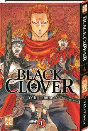 Black Clover # 4