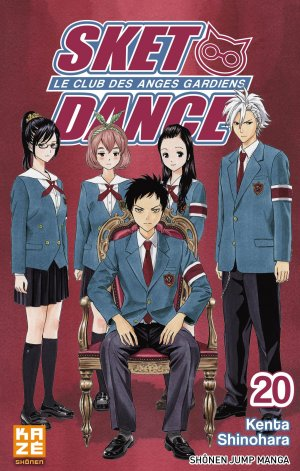 Sket Dance 20 Simple