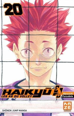 Haikyu !! Les As du Volley # 20