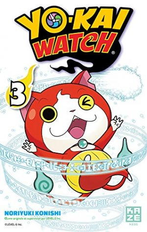 Yo-kai watch # 3