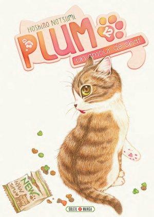 Plum, un amour de chat # 12