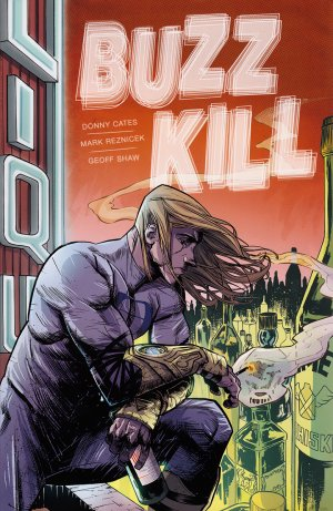Buzzkill édition TPB softcover (souple)