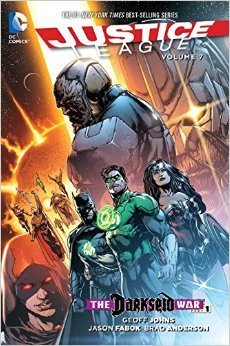 Justice League # 7 TPB softcover (souple) - Issues V2