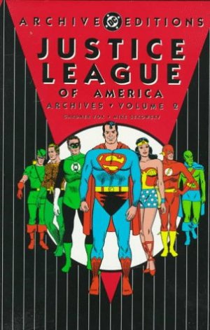 Justice League Of America # 2 Intégrale
