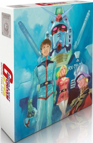 Mobile Suit Gundam - Trilogie édition Coffret - Blu-Ray
