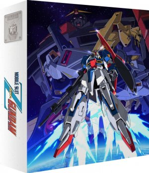Mobile Suit Z Gundam édition Collector - Blu-Ray