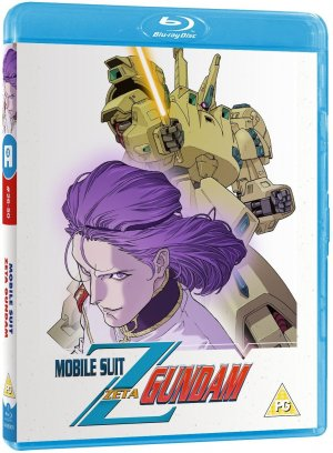 Mobile Suit Z Gundam 2 Collector - Blu-Ray