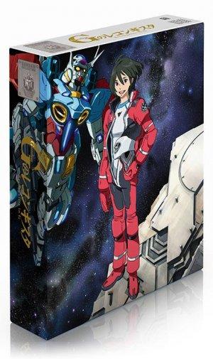 Gundam: Reconguista in G  Collector - Blu-Ray
