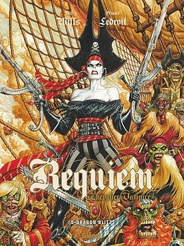 Requiem Chevalier Vampire # 5