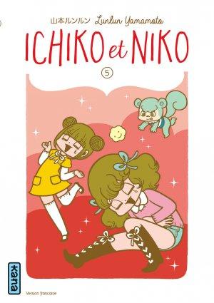 Ichiko et Niko 5 Simple