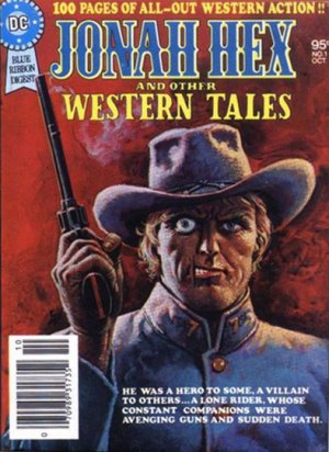 Jonah Hex And Other Western Tales édition Issues (1979 - 1980)