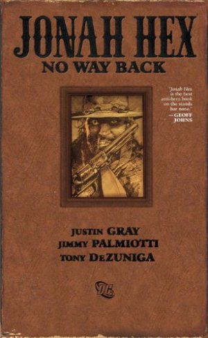 Jonah Hex - No Way Back édition TPB softcover (souple)