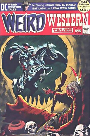 Weird Western Tales édition Issues V1 (1972 - 1980)