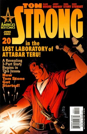 Tom Strong # 20 Issues (1999 - 2006)