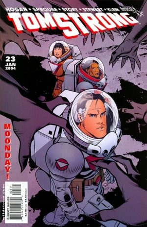 Tom Strong # 23 Issues (1999 - 2006)