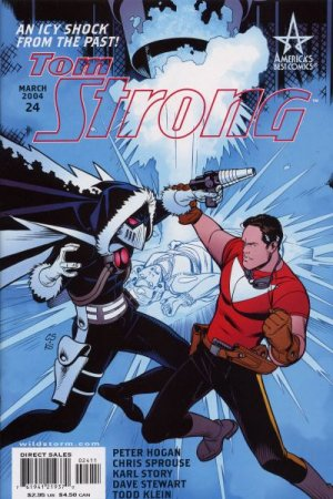 Tom Strong # 24 Issues (1999 - 2006)