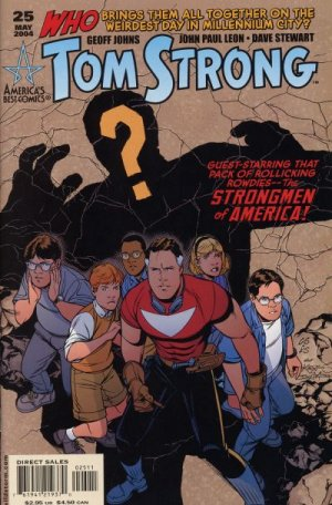 Tom Strong # 25 Issues (1999 - 2006)