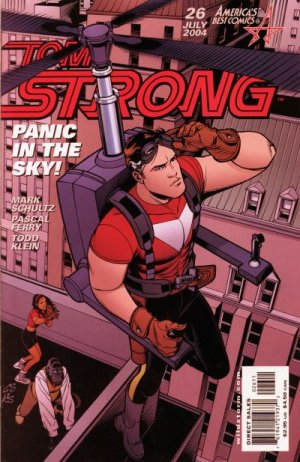 Tom Strong # 26 Issues (1999 - 2006)