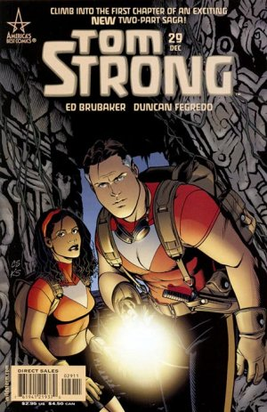 Tom Strong # 29 Issues (1999 - 2006)