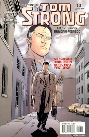 Tom Strong # 30 Issues (1999 - 2006)