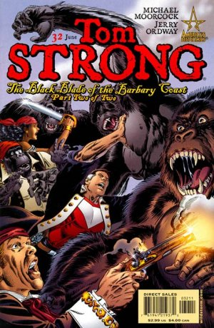 Tom Strong # 32 Issues (1999 - 2006)