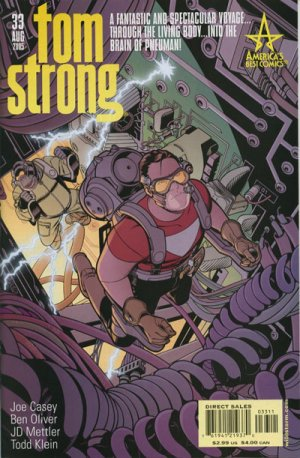 Tom Strong # 33 Issues (1999 - 2006)