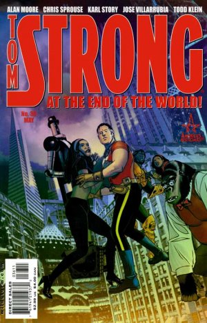 Tom Strong # 36 Issues (1999 - 2006)