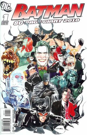 Batman 80-Page Giant 2010 édition Issues