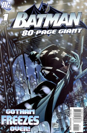 Batman 80-Page Giant (2010) édition Issues