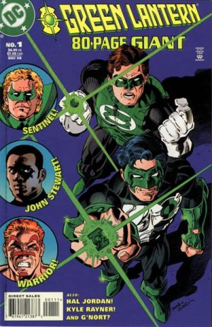 Green Lantern 80-Page Giant édition Issues