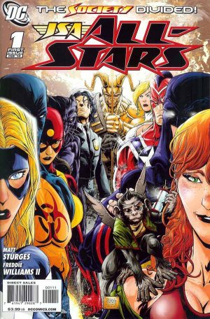 JSA All-Stars édition Issues (2010 - 2011)