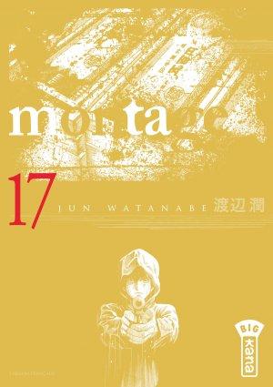 couverture, jaquette Montage 17  (kana)