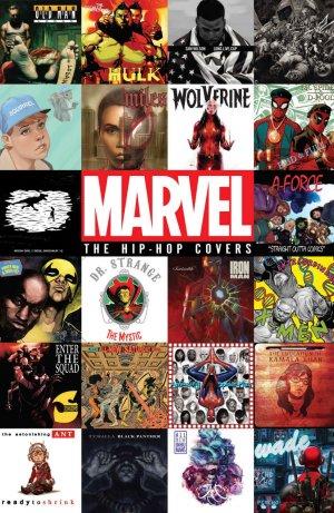 Marvel - The Hip Hop Covers Vol.2 édition TPB HC - Marvel - The Hip Hop Covers (2016 - 2017)