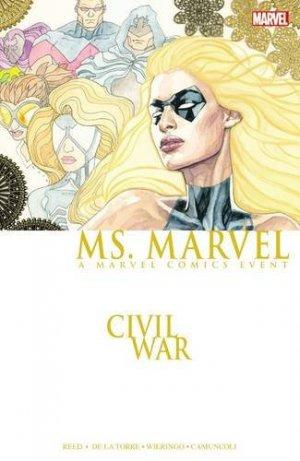 Civil war - Ms. Marvel édition TPB softcover (souple)