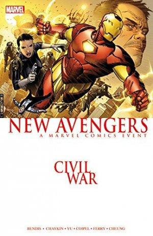 Civil war - New Avengers édition TPB softcover (souple)