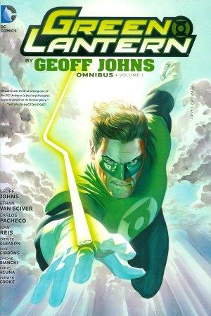 Green Lantern Sinestro Corps Special # 1 TPB Hardcover (cartonnée) - Omnibus