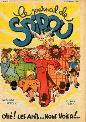 Le journal de Spirou # 338