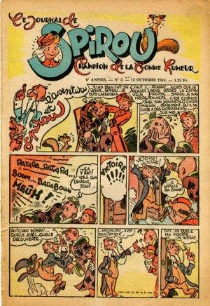 Le journal de Spirou # 339